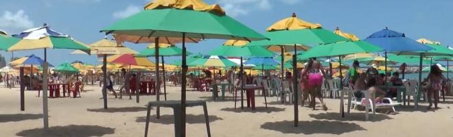 [Vidéo] Avenue Beira Mar, le jour