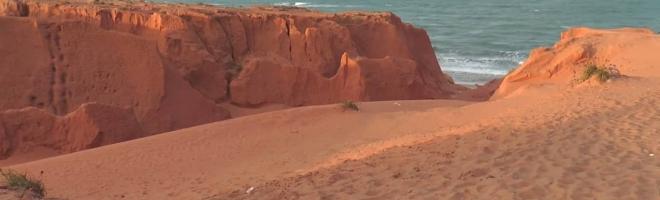 [Vidéo] A la découverte de Canoa Quebrada
