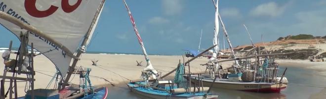 [Vidéo] Sur les routes de l'Est / Agua Belas > Canoa Quebrada